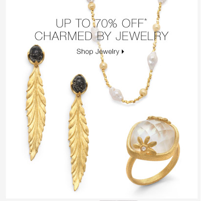 Up To 70% Off* Charmed By Jewelry