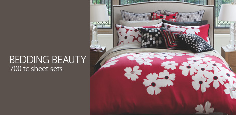 Bedding beauty