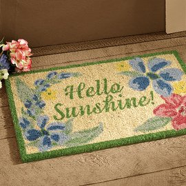 Come On In: Doormats & Kitchen Rugs