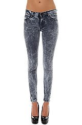 The Revolt Jean in Blue
