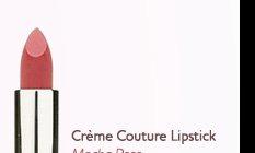 Crème Couture Lipstick in Mocha Rose. PRICE: $18.00