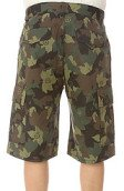<b>LRG Core Collection</b><br />The Core Collection Classic Cargo Shorts in Olive Camo
