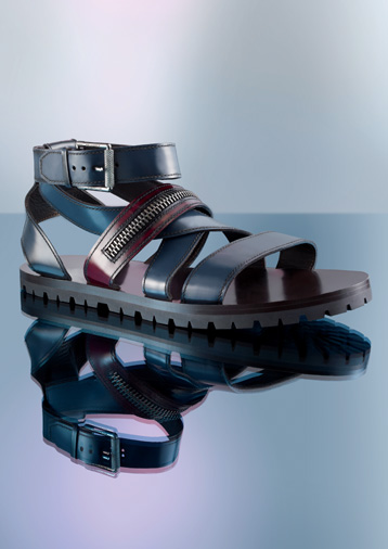 It's sandal season! Shop men's and women's sandals from Belstaff and more.