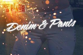 Best of PLNDR: Denim & Pants