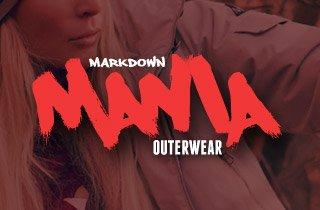 Markdown Mania: Outerwear