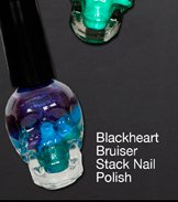 BLACKHEART BURISER STACK NAIL POLISH