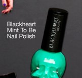 BLACKHEART MINT TO BE NAIL POLISH