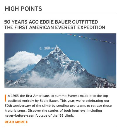 50 Years of Everest