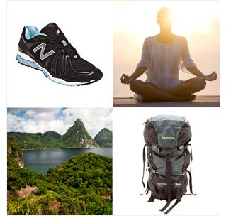 Take It Outside: Women's & Men's Activewear
