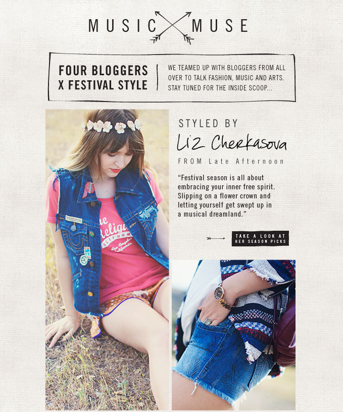 Music Muse: New Fashion Blogger Style