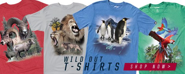 etnies Wild Out t-shirts!