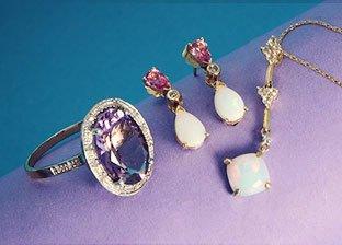 Spring Sparkles: Gemstone Jewelry Under $199