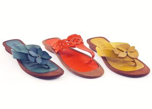 Italian Made Sandals by La Bellatrix