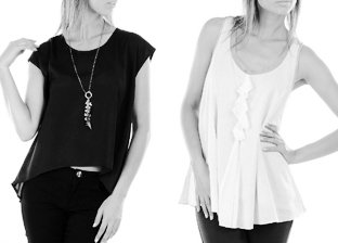 Opposites Attract: Black & White