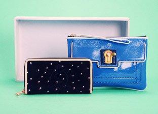 Juicy Couture, Bright, Bebe & more Handbags