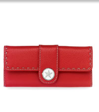 Anchors Away Large Wallet