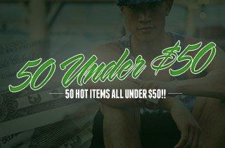 50 under $50