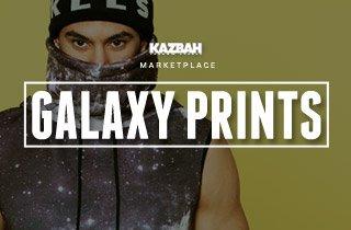 Marketplace: Galaxy Prints