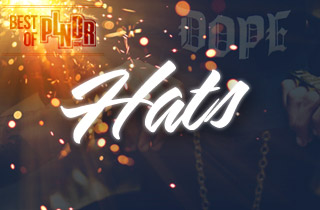 Best of PLNDR: Hats