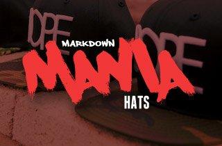 Mardown Mania: Hats