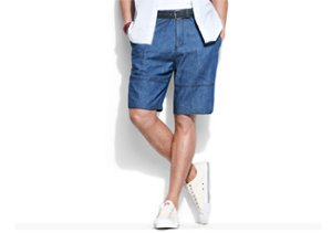 Stock Up: Shorts & Pants for Spring