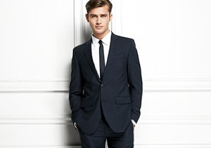 Everyday Suits: Ben Sherman & Ike by Ike Behar