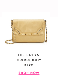 The Freya Crossbody Bag at $178. Shop Now.