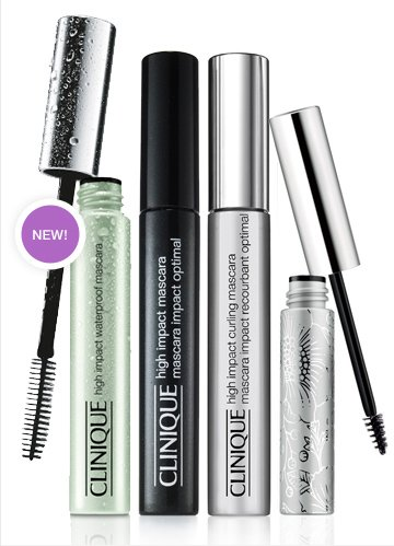 A wardrobe of looks for lashes.  Plus 2 FREE eye greats.*  Longer,  lusher, curlier.  Clinique has every lash effect.  SEE ALL LASH LOOKS.