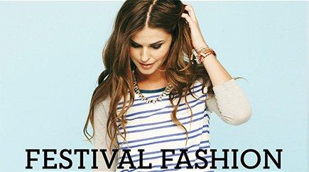 Festival Fashion - Shop Now
