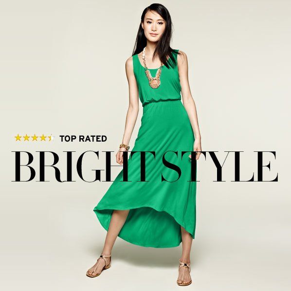 TOP RATED - BRIGHT STYLE