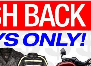 11% CASH BACK - 3 Days only!