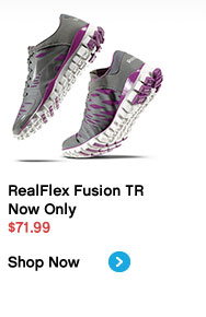 RealFlex Fusion TR Now Only $71.99 Shop Now›