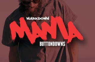 Markdown Mania: Buttondowns