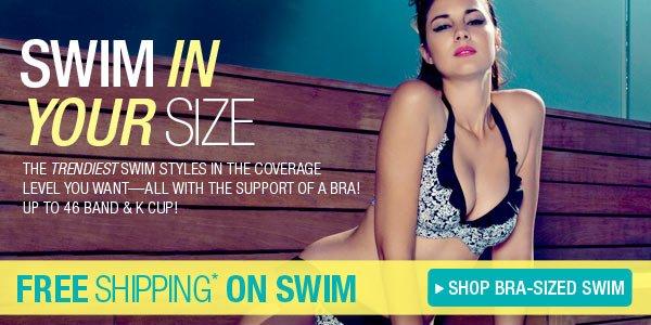 Shop Bra-Sized Swim