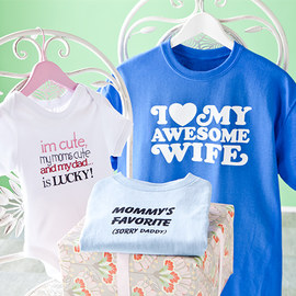 Celebrate Mom: Apparel for the Family