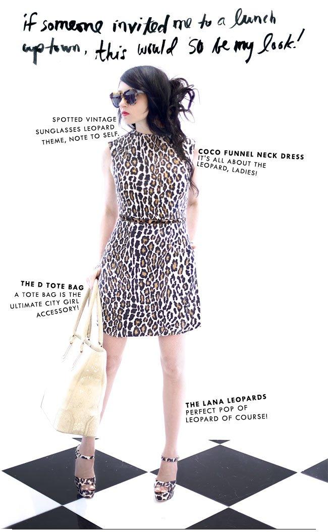 Leopard Look!