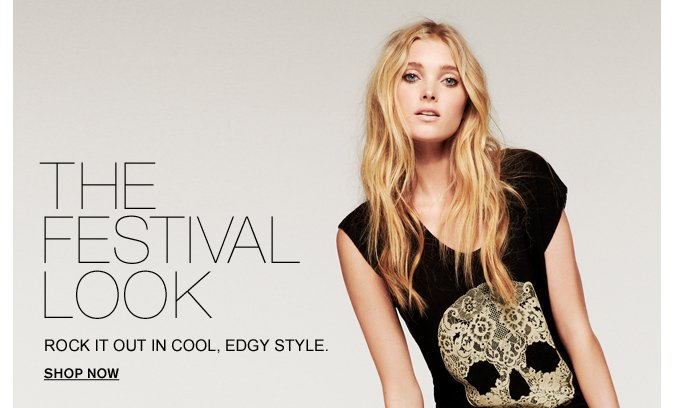 Shop the Festival Look
