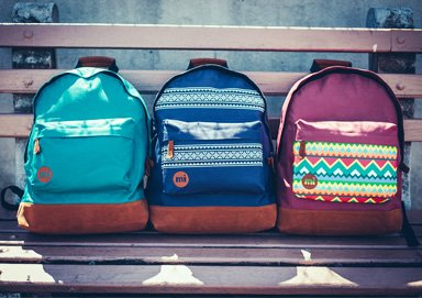 Shop On-Trend: New Print-Pocket Backpacks