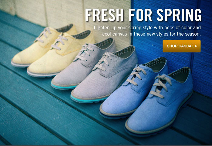 Fresh For Spring