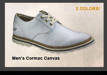 Men's Cormac Canvas