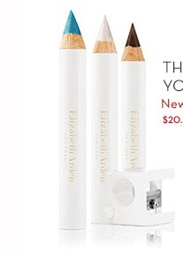 THERE'S A COLOR TO COVER YOUR EVERY MOOD! New! New York in Bloom Bold Eye Pencil $20.00