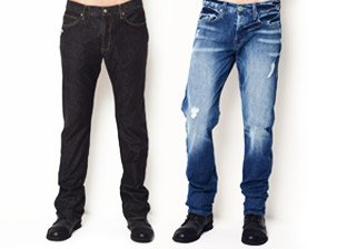 Denim Shop for Him by D&G, Diesel & more