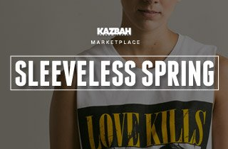 Marketplace: Sleeveless Spring