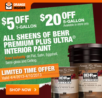 Home depot instant savings up to 20 milled for 0 home depot credit card