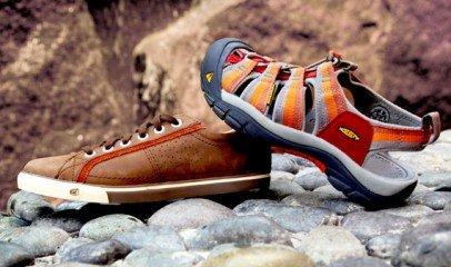 Keen Footwear- Visit Event