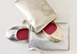 24 Hour Dash: CitySlips Packable Flats