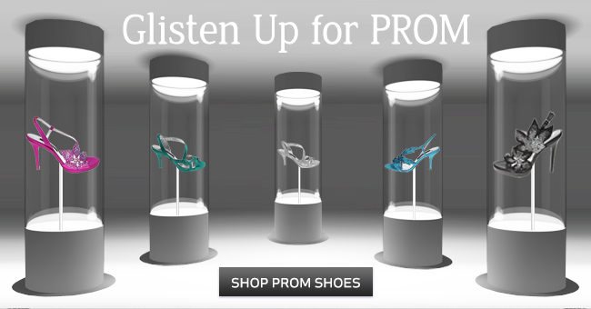 Glisten Up for Prom