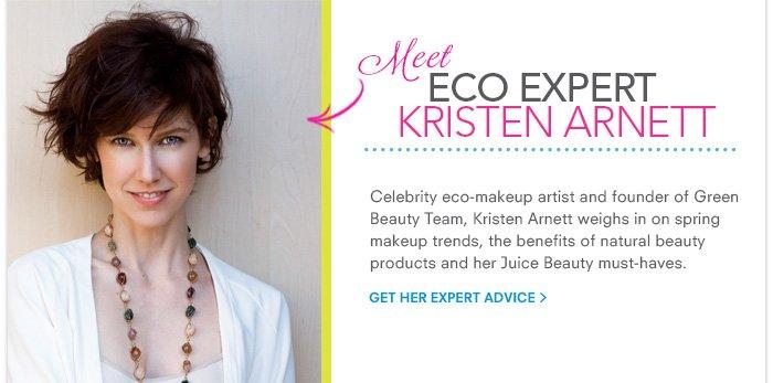 Meet Eco Expert Kristen Arnett