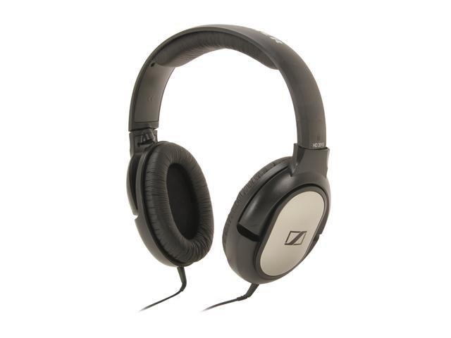 Sennheiser HD201S 3.5mm/ 6.3mm Connector Around-Ear Hi-fi Headphone