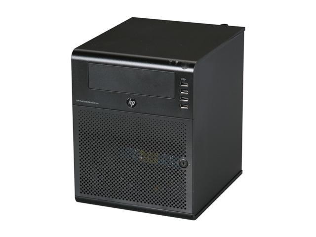HP ProLiant N40L MicroServer Server System AMD Turion II Neo N40L 1.5GHz 2-Core 2GB (1 x 2GB) 1 x 250GB LFF SATA 658553-001